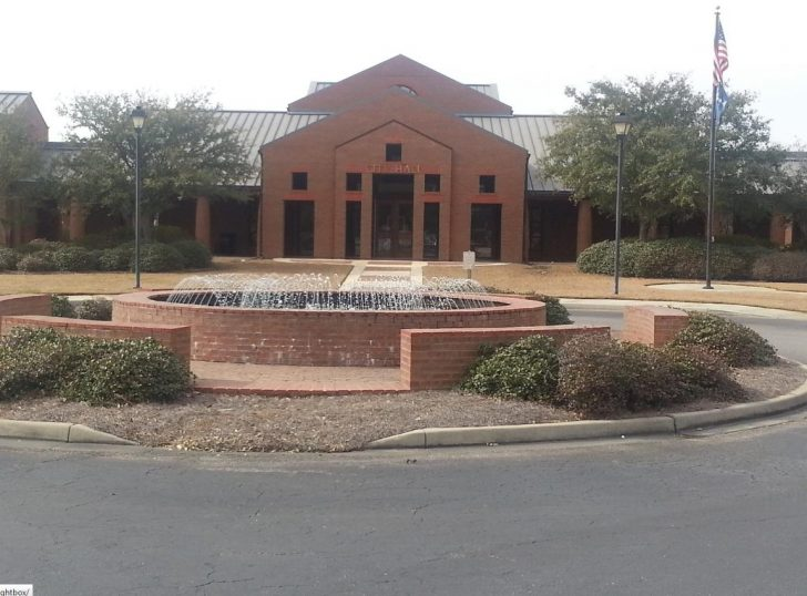 Pictured: Goose Creek City Hall