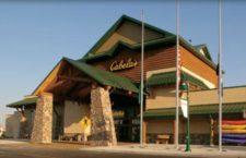 Pictured: Cabela's