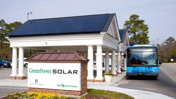 Santee Cooper's Green Power Program  Produces 1 Million Megawatt Hours Of Electricity
