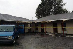 Heavy Fire Badly Damages Economy Inn