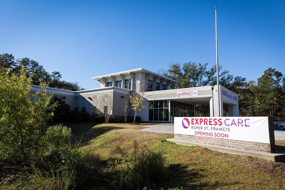 Via Roper St. Francis Express Care