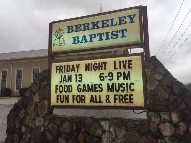 Berkeley Baptist Church