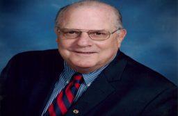 Pictured: Mayor Michael Heitzler