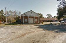 Pictured: Ridge Baptist Church