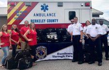 VIA BERKELEY COUNTY EMS