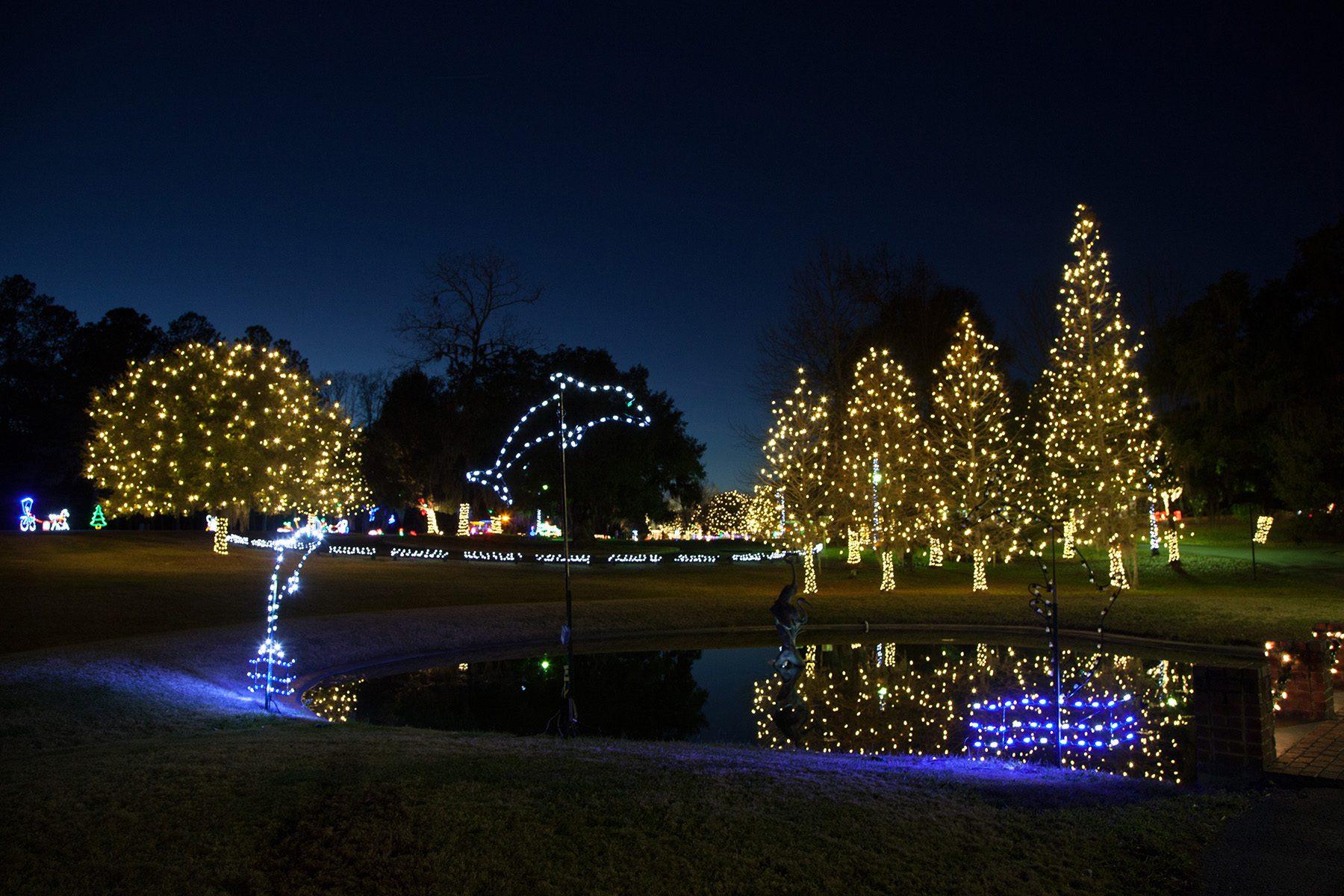 Holiday Lights Driving Tour Begins Nov. 29